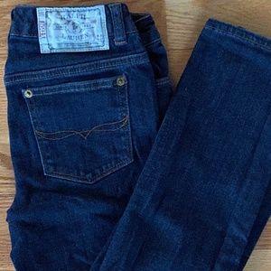 NWOT Ralph Lauren Girls Straight Leg Jeans